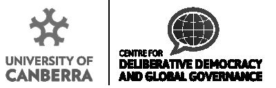 Del Dem UC Logo
